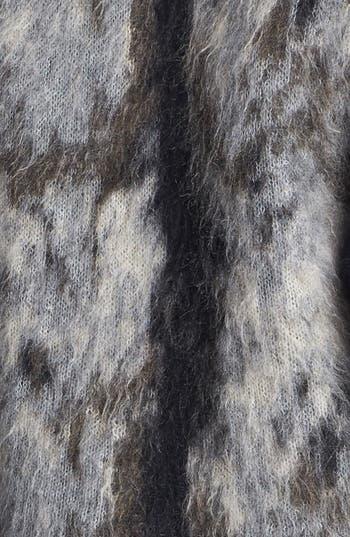 Alternate Image 4  - Alexander Wang Fuzzy Sweater