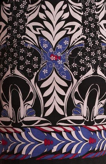 Alternate Image 3  - Donna Morgan Print Ponte Knit Dress