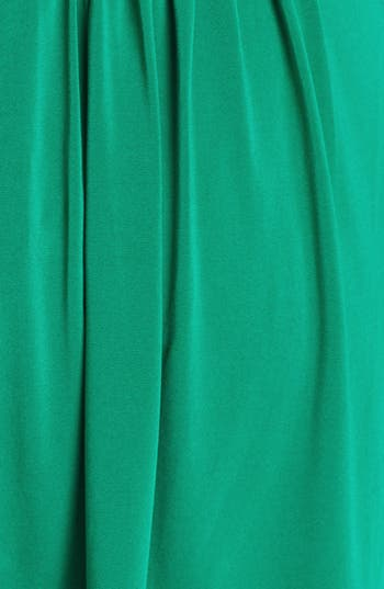 Alternate Image 3  - BCBGMAXAZRIA 'Shea' Cutout Halter Fit & Flare Dress