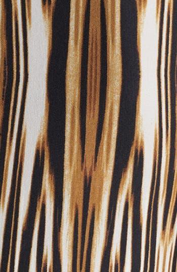 Alternate Image 3  - Ivanka Trump Print Ponte Knit Sheath Dress