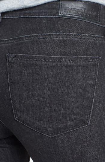 Alternate Image 3  - Big Star 'Alex' Skinny Jeans (Moscow) (Petite)