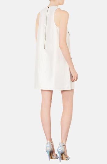 Alternate Image 2  - Topshop Embellished A-Line Dress