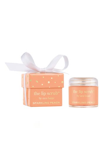 Alternate Image 2  - sara happ® 'The Lip Scrub™ - Sparkling Peach' Lip Exfoliator (Limited Edition)