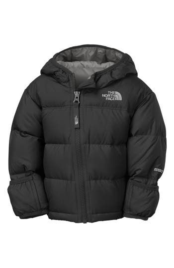 The North Face Nuptse Hooded Down Jacket Baby Boys -5776