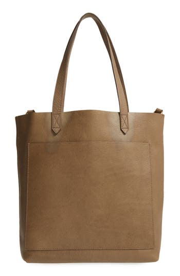 Madewell Medium Leather Tr..