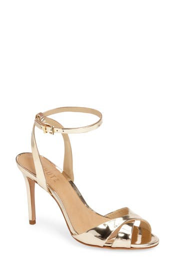 Schutz Olyvia Cross Toe Sandal (Women)