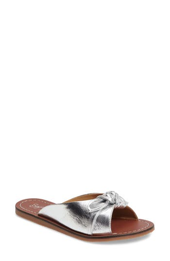 Seychelles Moonlight Knot Slide Sandal (Women)