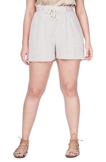 ELVI Jersey Shorts (Plus S..