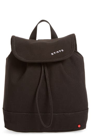 STATE Bags Park Slope Hattie Canvas Backpack