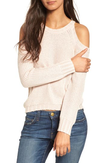 Rails Mika Cold Shoulder Sweater