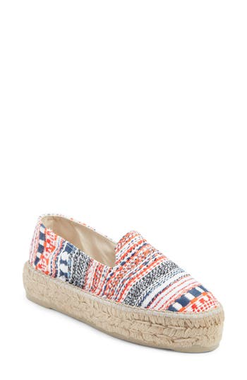 MANEB? Yucatan Platform Espadrille Slip-On (Women)