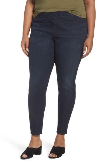 Eileen Fisher Denim Leggings (Plus Size)