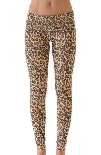 Ragdoll Leopard Print Legg..