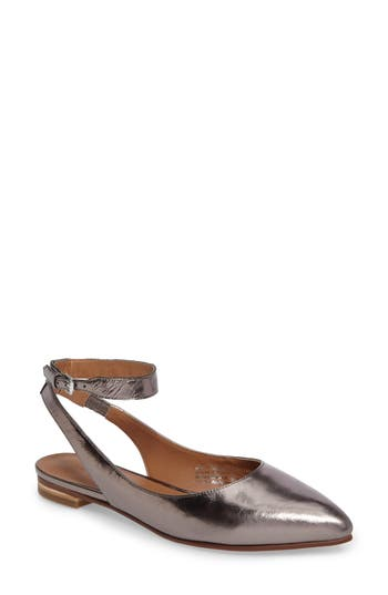 Caslon? Abby Ankle Strap Flat ..