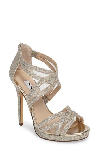 Nina Fayette Strappy Sandal (Women)