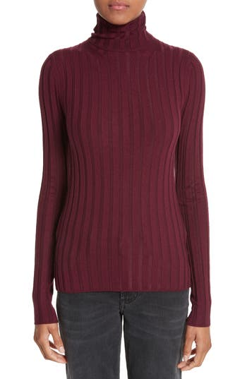 ACNE Studios Corina Fitted Turtleneck Sweater