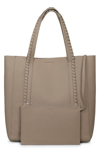 ALLSAINTS Ray Leather Tote