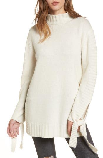 Moon River Side Slit Sweater