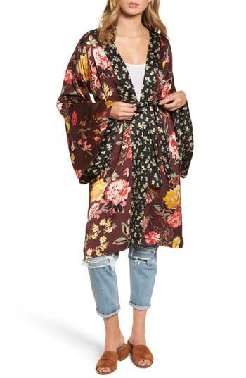 Love Like Summer x Billabong Kimono Top
