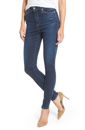 AG Mila High Rise Skinny Jeans (06 Years Songbird)