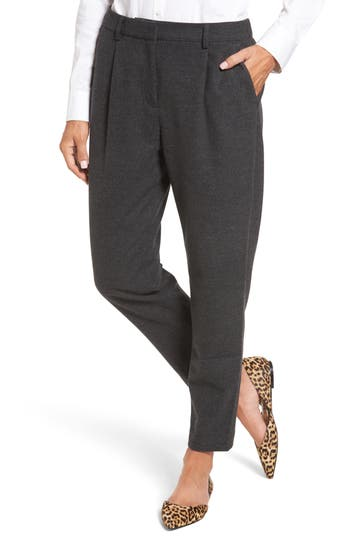 Halogen® Relaxed Ankle Pants ..