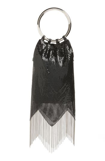 Whiting & Davis Rio Mesh Bracelet Bag