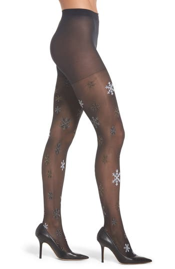 Pretty Polly Snowflake Tights