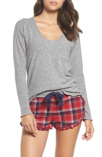 Make + Model Tee & Shorts