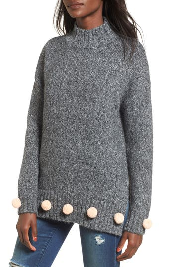 Elodie Pompom Sweater