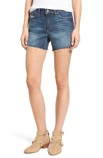 Joe's Ozzie Cutoff Denim Shorts (Maura)