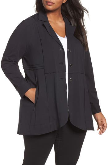 NIC+ZOE Seamed Riding Jacket (..