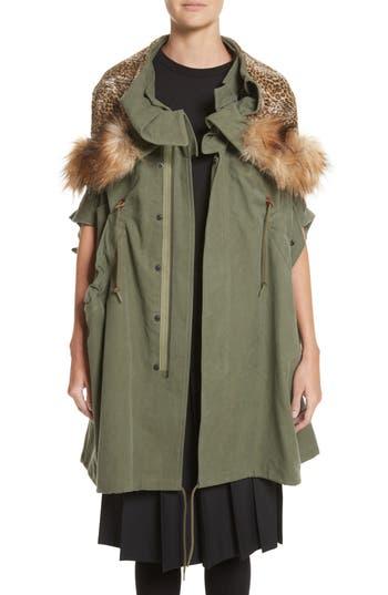 Junya Watanabe Army Coat w..