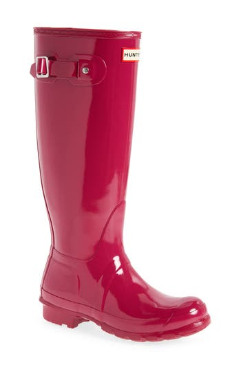 Hunter Original High Gloss Boot (Women)
