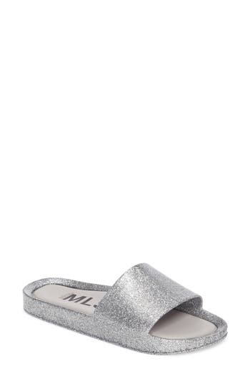 Melissa Beach Slide Sandal..