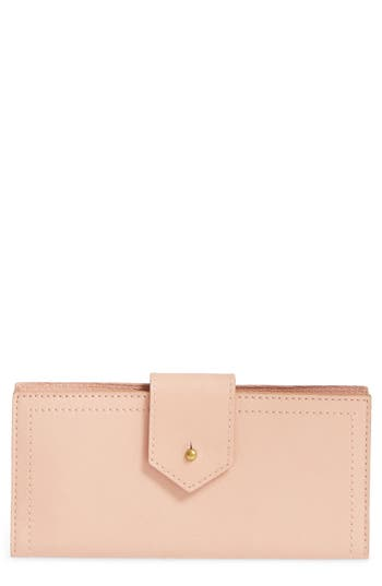 Madewell The Post Kansas Leather Wallet