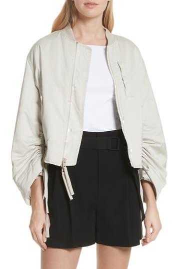 Parachute Bomber Jacket by Vince