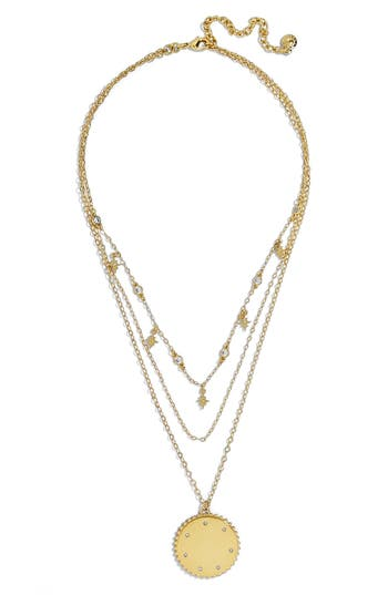 andromeda-layered-pendant-necklace by baublebar