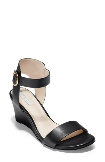 Rosalind Wedge Sandal by Cole Haan