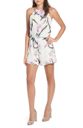 Halter Romper by Leith