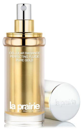 Alternate Image 2  - La Prairie 'Cellular Radiance' Perfecting Fluide Pure Gold Moisturizer