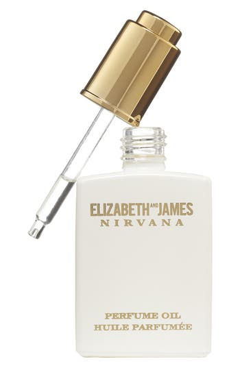 Elizabeth and James 'Nirvana White' Perfume Oil,                             Alternate thumbnail 2, color,                             No Color