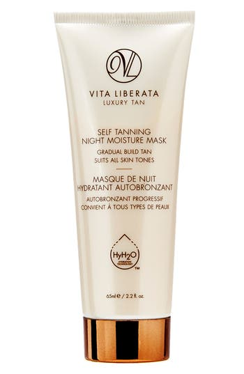 Self Tanning Night Moisture Mask,                         Main,                         color, No Color