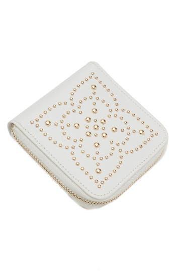 'Marrakesh' Travel Jewelry Case,                         Main,                         color, Cream