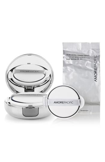 Alternate Image 5  - AMOREPACIFIC 'Color Control' Cushion Compact Broad Spectrum SPF 50