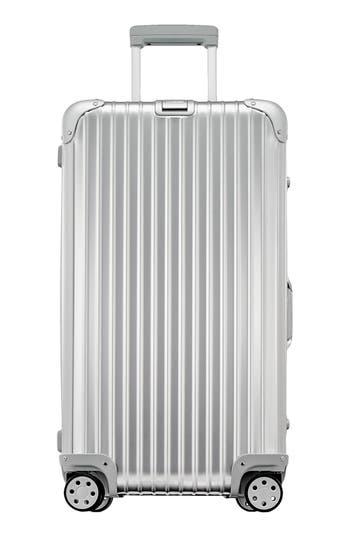 RIMOWA Topas 28 Inch Sport Multiwheel® Aluminum Packing Case