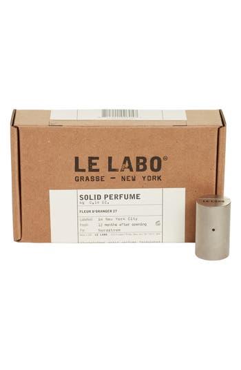Alternate Image 2  - Le Labo 'Fleur d'Oranger 27' Solid Perfume