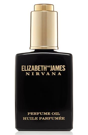 Elizabeth and James 'Nirvana Black' Perfume Oil,                         Main,                         color, No Color
