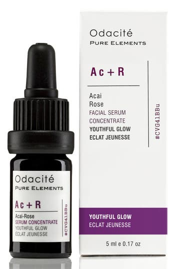 Alternate Image 3  - Odacité Ac + R Açai-Rose Youthful Glow Facial Serum Concentrate