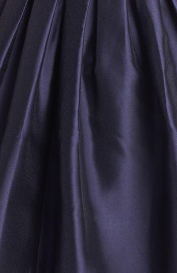 Alternate Image 3  - Eliza J Satin Fit & Flare Dress