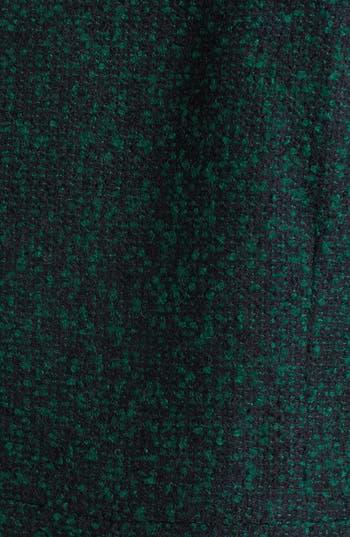 Alternate Image 3  - Ivanka Trump Detachable Faux Fur Collar Tweed Coat